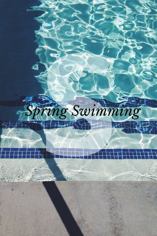 S Spring Swimming