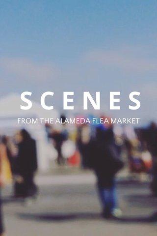 SCENES FROM THE ALAMEDA FLEA MARKET