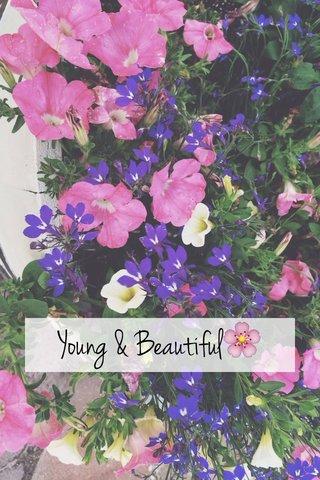Young & Beautiful🌸