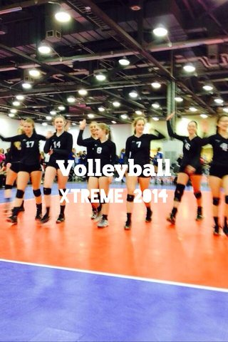Volleyball Xtreme 2014