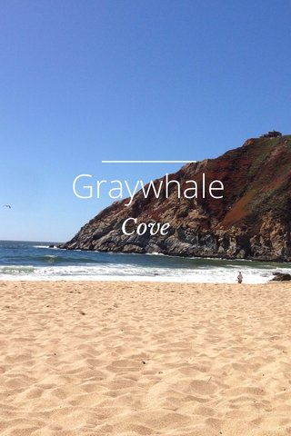 Graywhale Cove