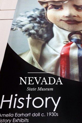 NEVADA State Museum