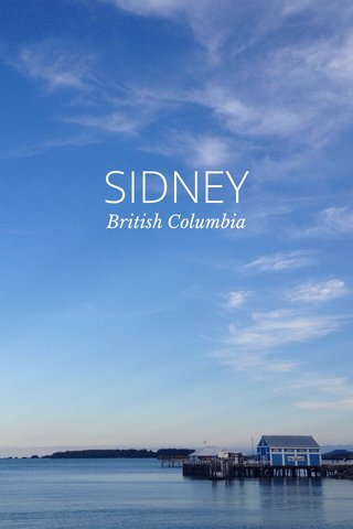 SIDNEY British Columbia