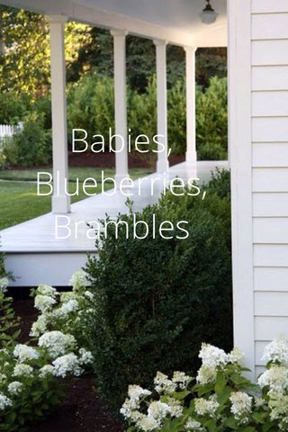 Babies, Blueberries, Brambles