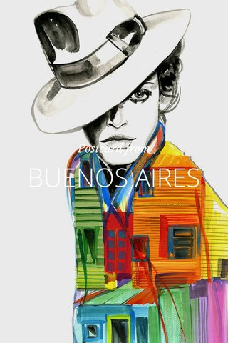 BUENOS AIRES Postcard from