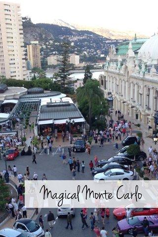 Magical Monte Carlo