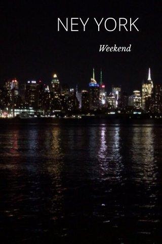 NEY YORK Weekend