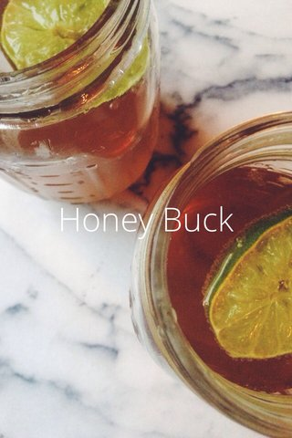 Honey Buck