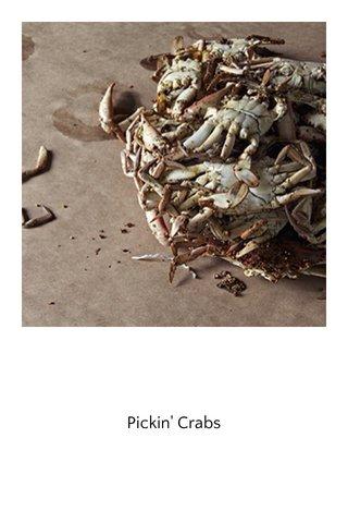 Pickin' Crabs