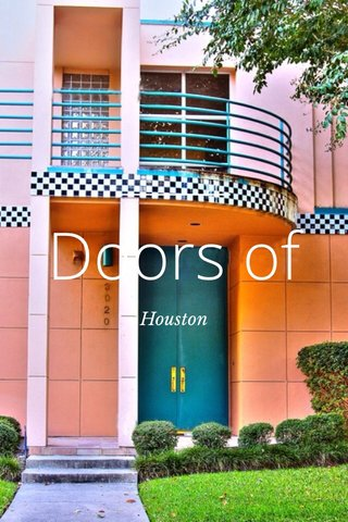 Doors of Houston