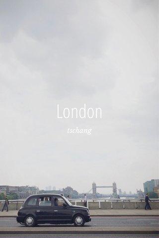 London tschang