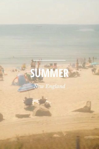 SUMMER New England