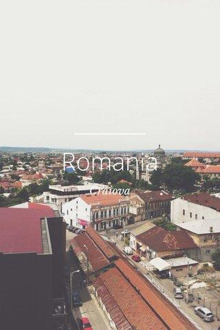 Romania Craiova