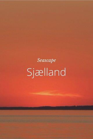 Sjælland Seascape