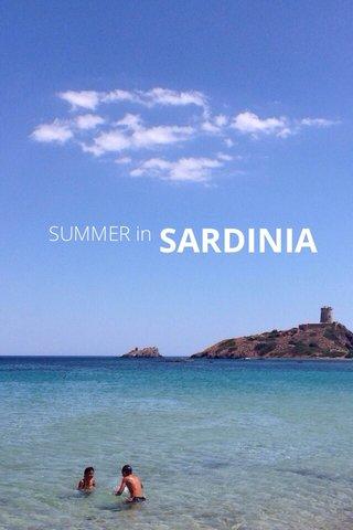 SARDINIA SUMMER in