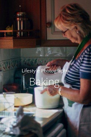 Baking Lifestyle Photography