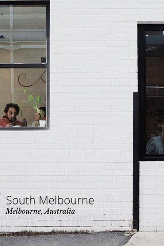 South Melbourne Melbourne, Australia