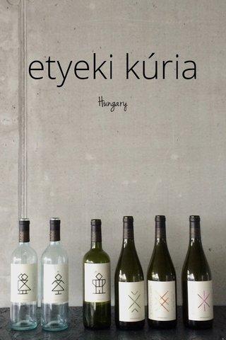 etyeki kúria Hungary