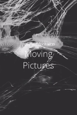 Moving Pictures Simple Adventures