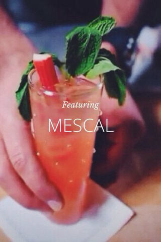 MESCAL Featuring