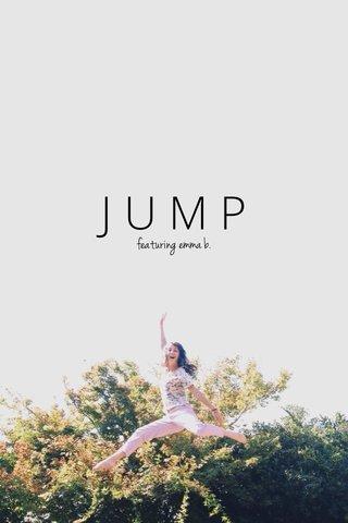 JUMP featuring emma b.