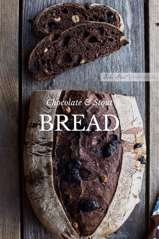 BREAD Chocolate & Stout