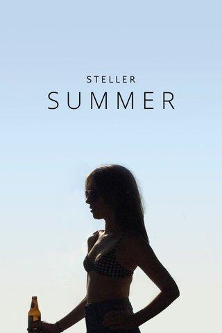 SUMMER STELLER