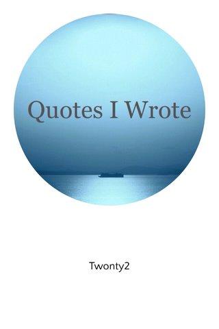 Twonty2