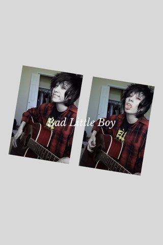 Bad Little Boy