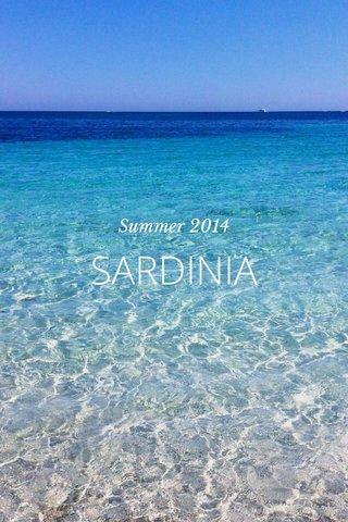 SARDINIA Summer 2014