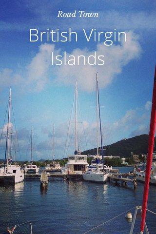British Virgin Islands Road Town