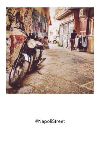 #NapoliStreet