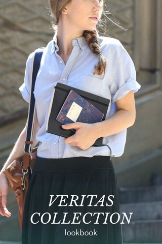 VERITAS COLLECTION lookbook