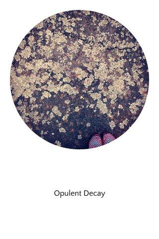 Opulent Decay