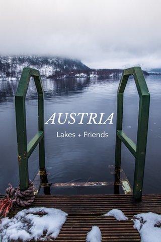AUSTRIA Lakes + Friends