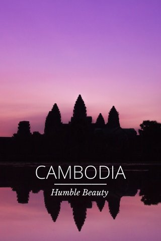 CAMBODIA Humble Beauty