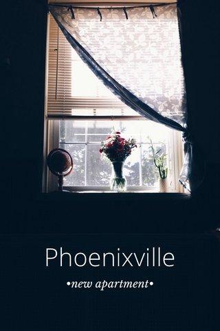 Phoenixville •new apartment•