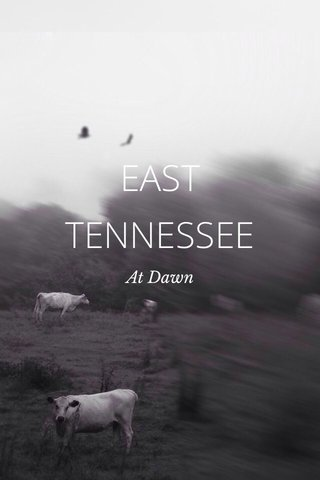 EAST TENNESSEE At Dawn