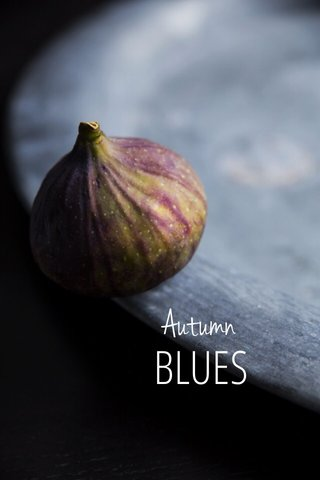 BLUES Autumn