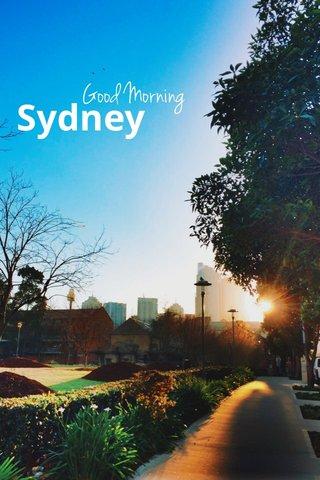 Sydney Good Morning