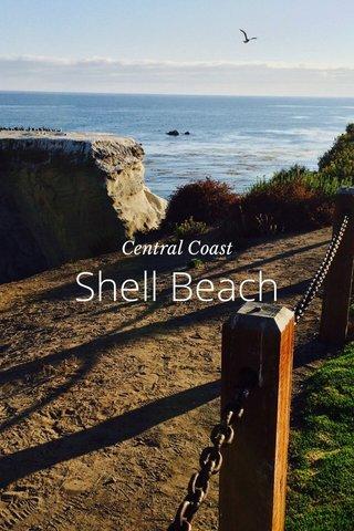 Shell Beach Central Coast