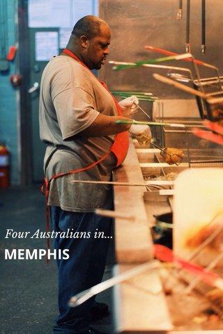 MEMPHIS Four Australians in...