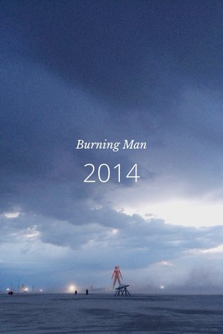 2014 Burning Man
