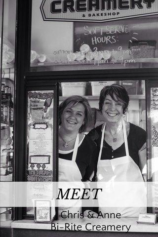 MEET Chris & Anne Bi-Rite Creamery