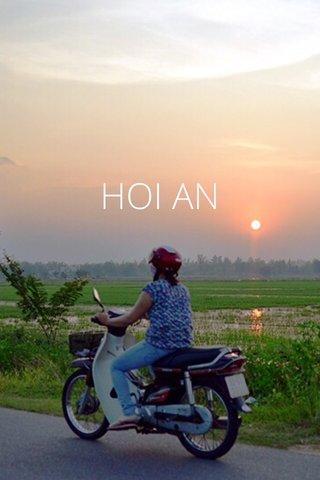 HOI AN