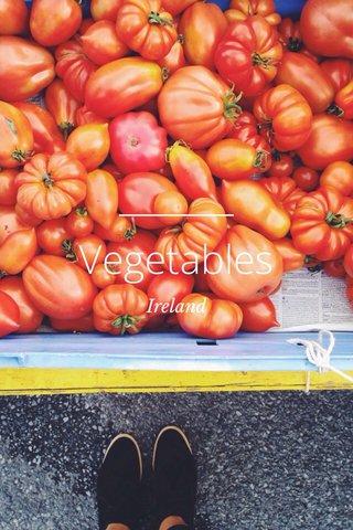 Vegetables Ireland