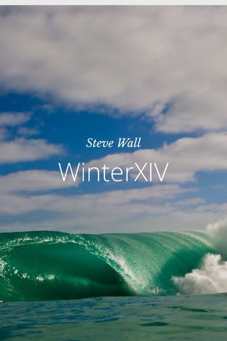 WinterXIV Steve Wall