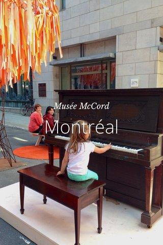 Montréal Musée McCord