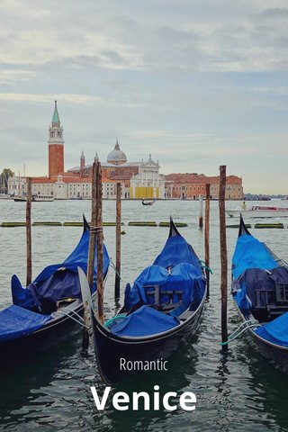 Venice Romantic