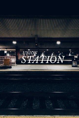 STATION UNION